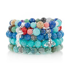 CHARM BRACELETS FOR CHARITY COLLECTION